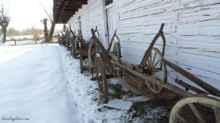 Skansen Sanok winter (108)