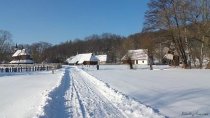 Skansen Sanok winter (129)