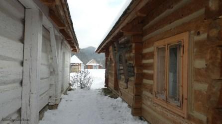 Skansen Sanok winter (4)