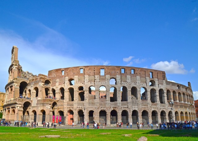 The Colosseum @travelingintandem