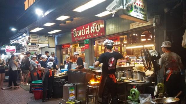 Thipsamai Pad Thai Bangkok @travelingintandem