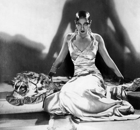 Josephine Baker celebrated icon
