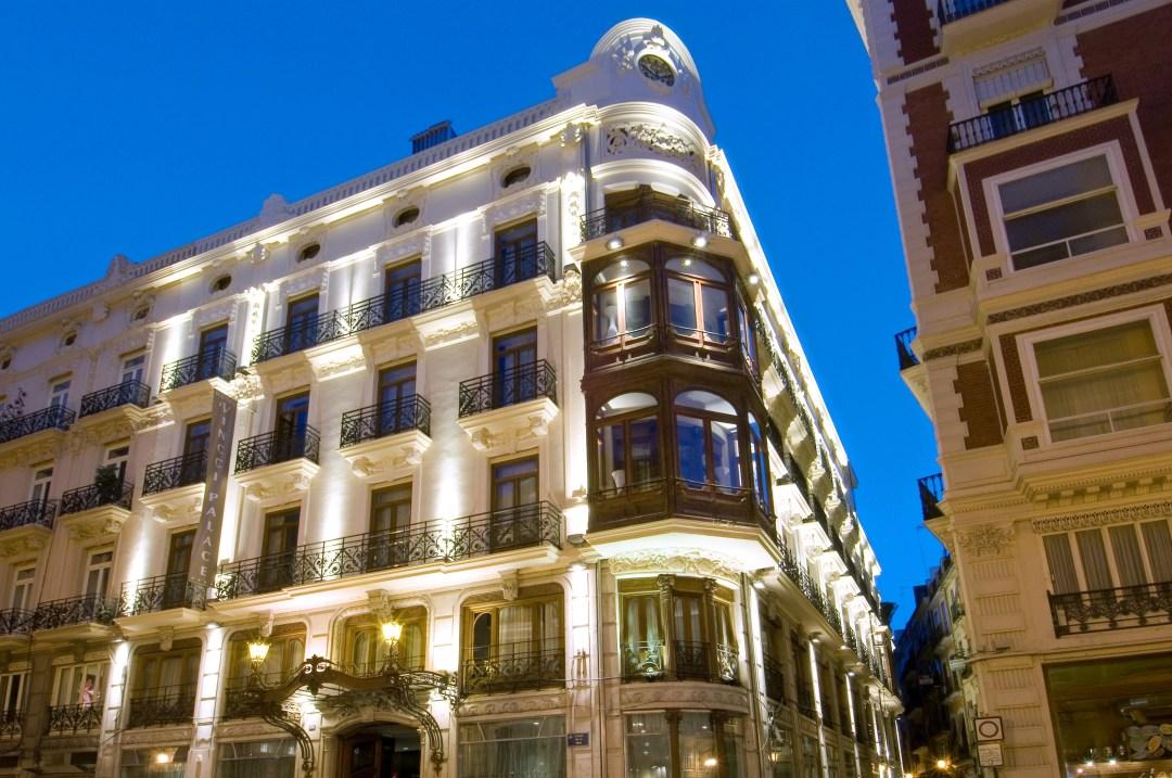 Vincci Palace Hotel in Valencia Spain