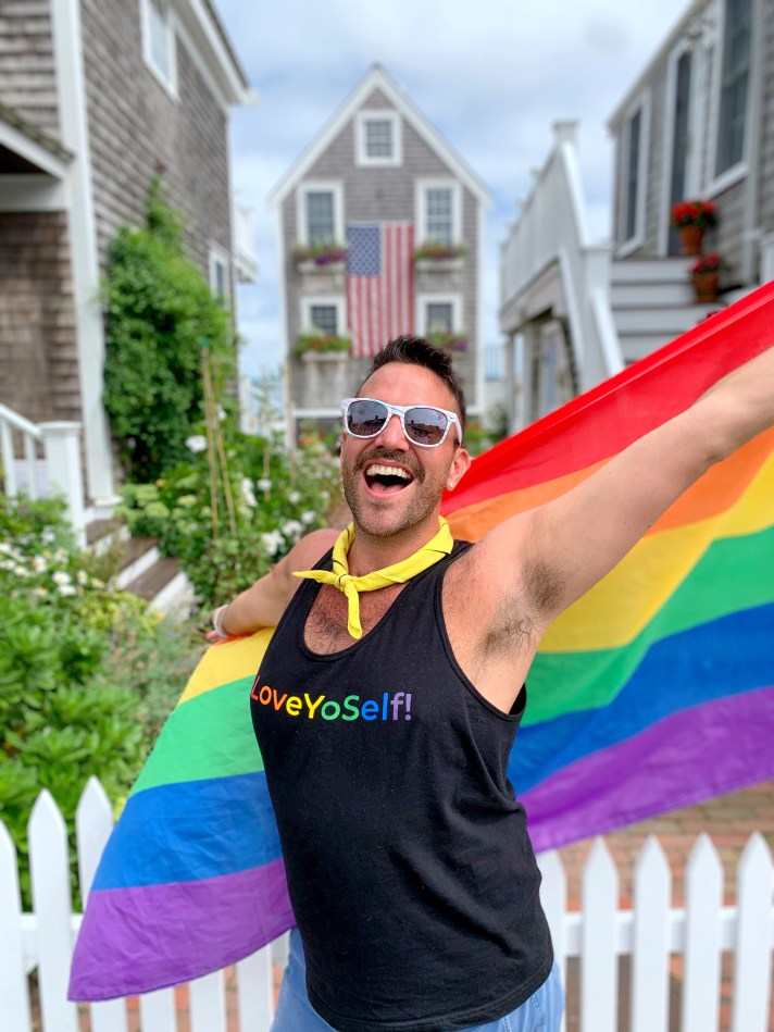 Ravi Roth of Ravi Round The World explores Provincetown