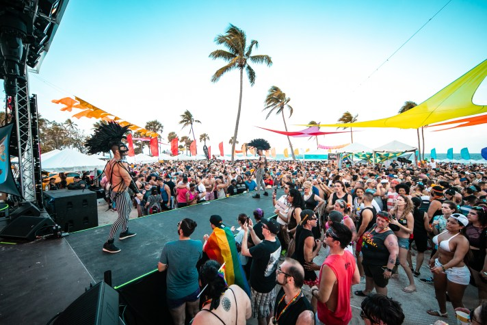 Pride Beach Party in Fort Lauderdale