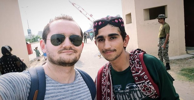 Pakistani and me
