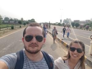 Wagha Border Walk