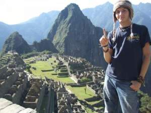 Machu Picchu 1st World Wonder