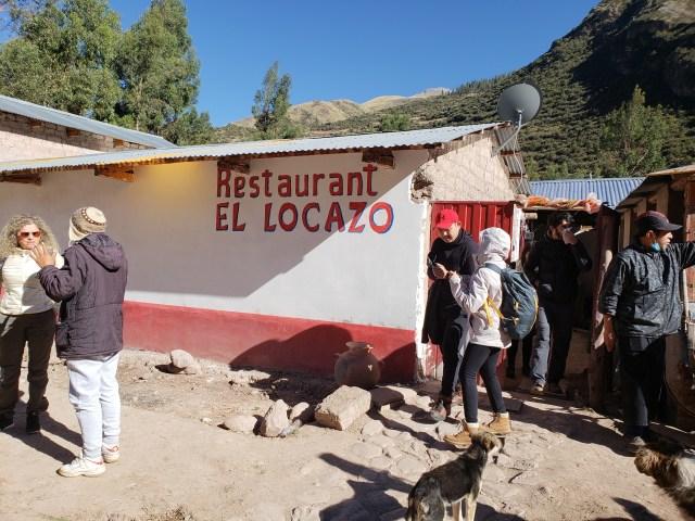 Rainbow Mountain Restaurant