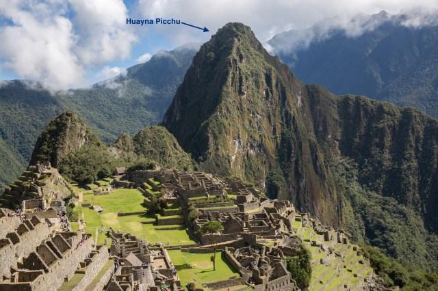 Machu Picchu Wayna Picchu