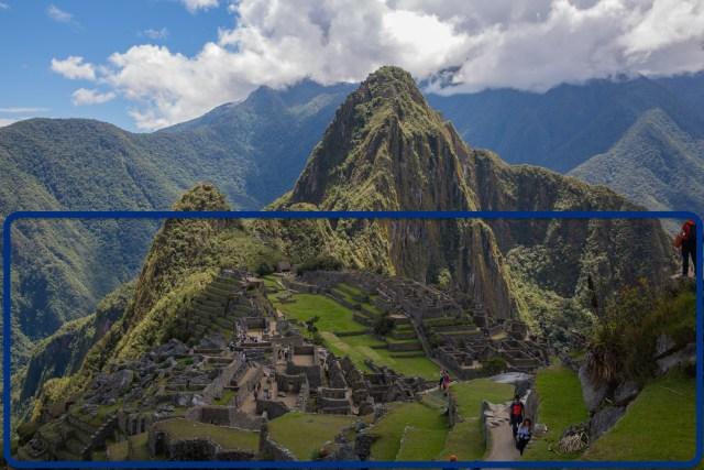 Machu Picchu area
