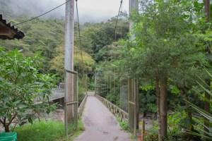 Machu Picchu Bridge