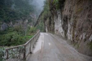 Machu Picchu Road