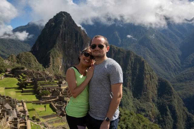 Machu Picchu Shapka and Yagmur