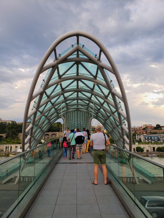 Bridge Tbilisi