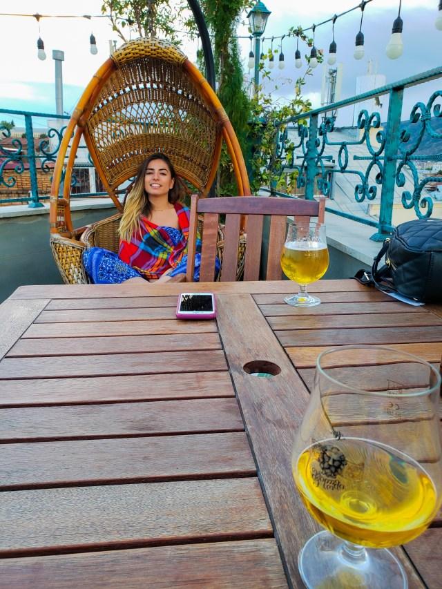 Rooftop Restaurant Tbilisi