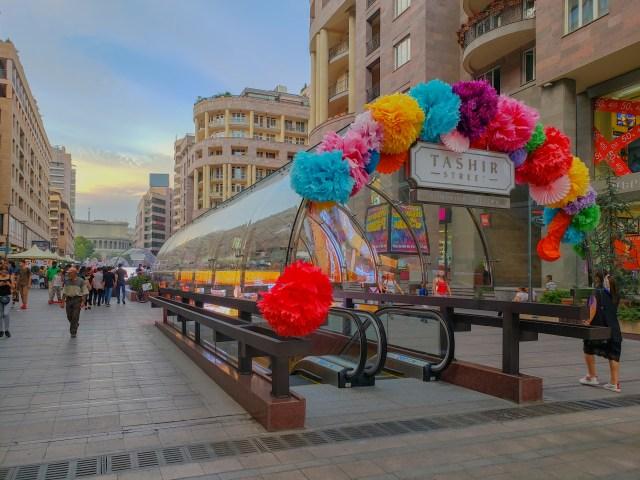 Yerevan Metro 2