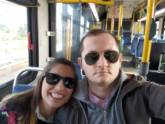 Bus in Ottawa