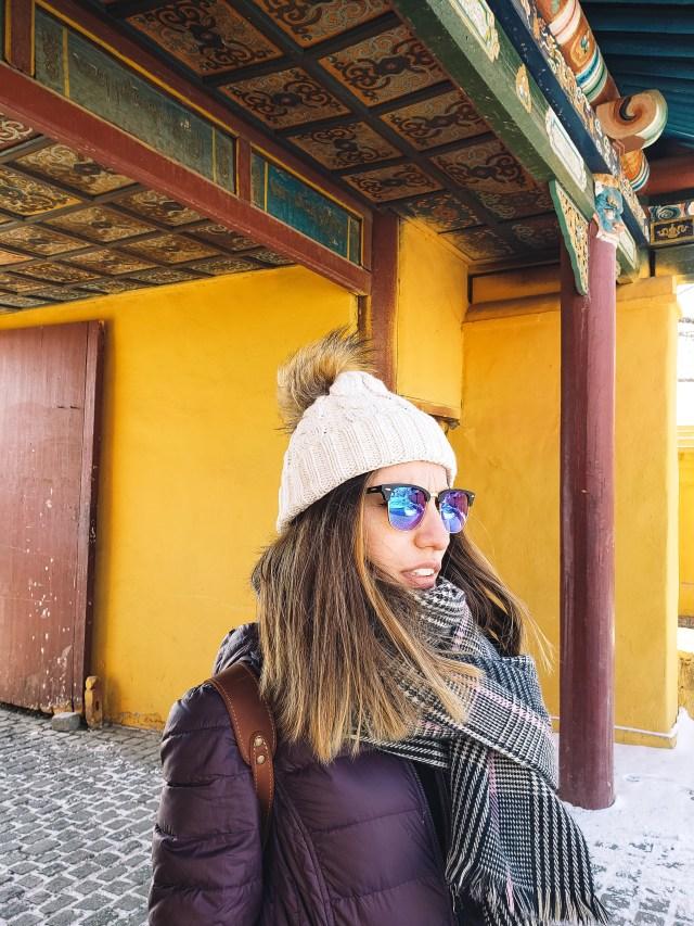 Yagmur Monastery Gate