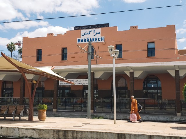 Marrakech-Train-Station