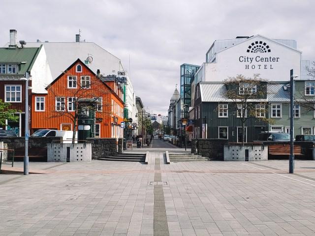 Reyjkavik-Street