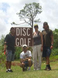 The Disc Golf Gang