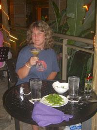 Dining at Roy's Hawaiian Fusion Cuisine