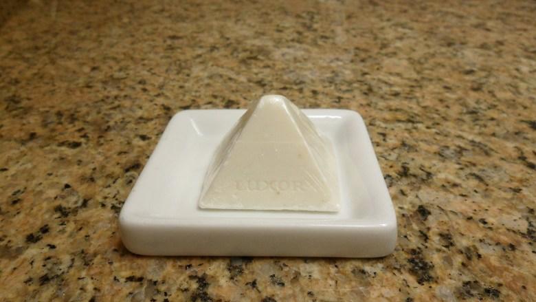 Luxor Pyramid Soap