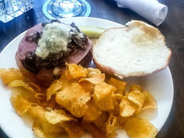 Saint Paul Burger