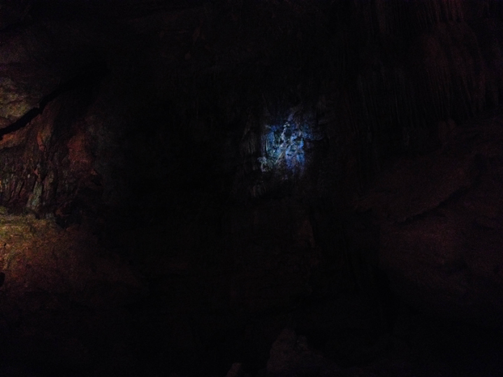 Lost World Caverns