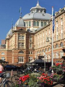 Das Kurhaus von Scheveningen
