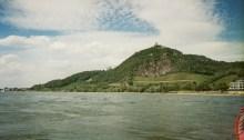 Raften auf dem Rhein