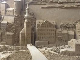 monschau aus Sand