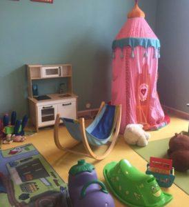 Tipi Im Familiencafe in Erftstadt