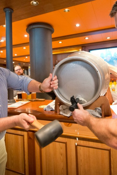 Carnival Cruise Line Introduces ParchedPig Craft Beer