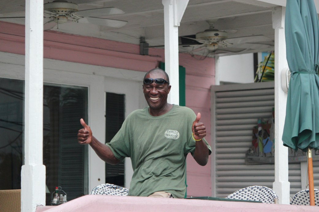 My Bahamian Tour Guide; Harbour Island, Bahamas; 2011