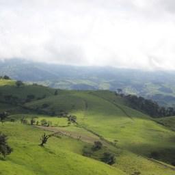 Costa Rica Landscape; Costa Rica; 2013