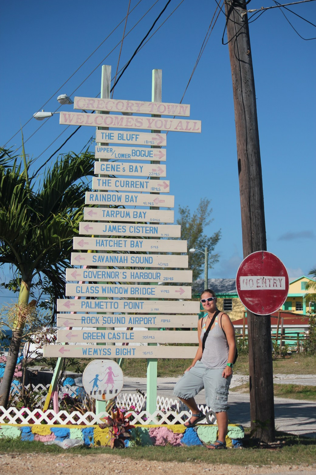 Various Destinations and I; Gregory Town, Eleuthera Island; 2011