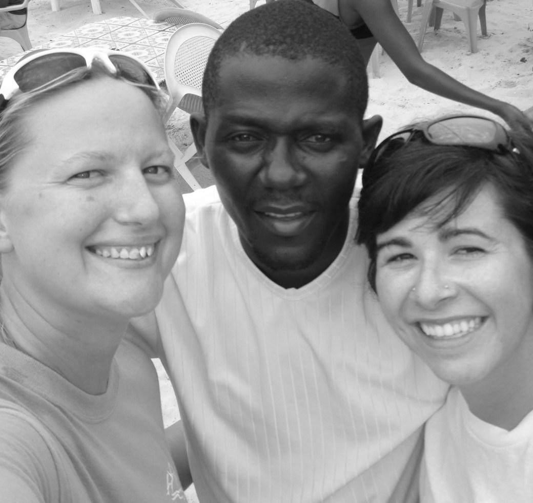 Beach Mates at International Festival; Port Gentil, Gabon; 2010