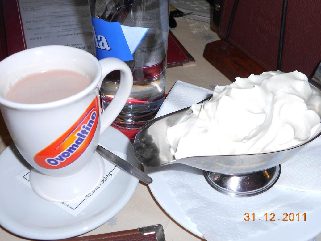 Hot Chocolate; Zurich, Switzerland; 2011