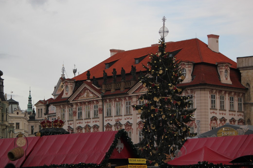 Big Tree; Prague, Czech Republic; 2011