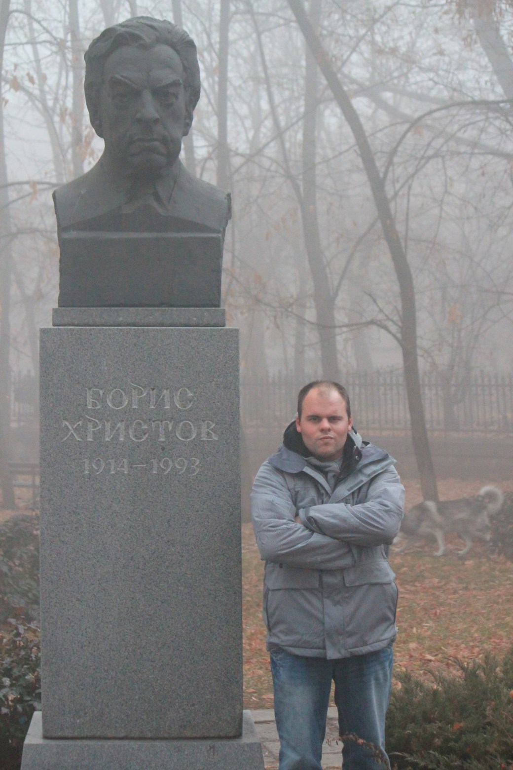 Paul's Expressions; Sofia, Bulgaria; 2011
