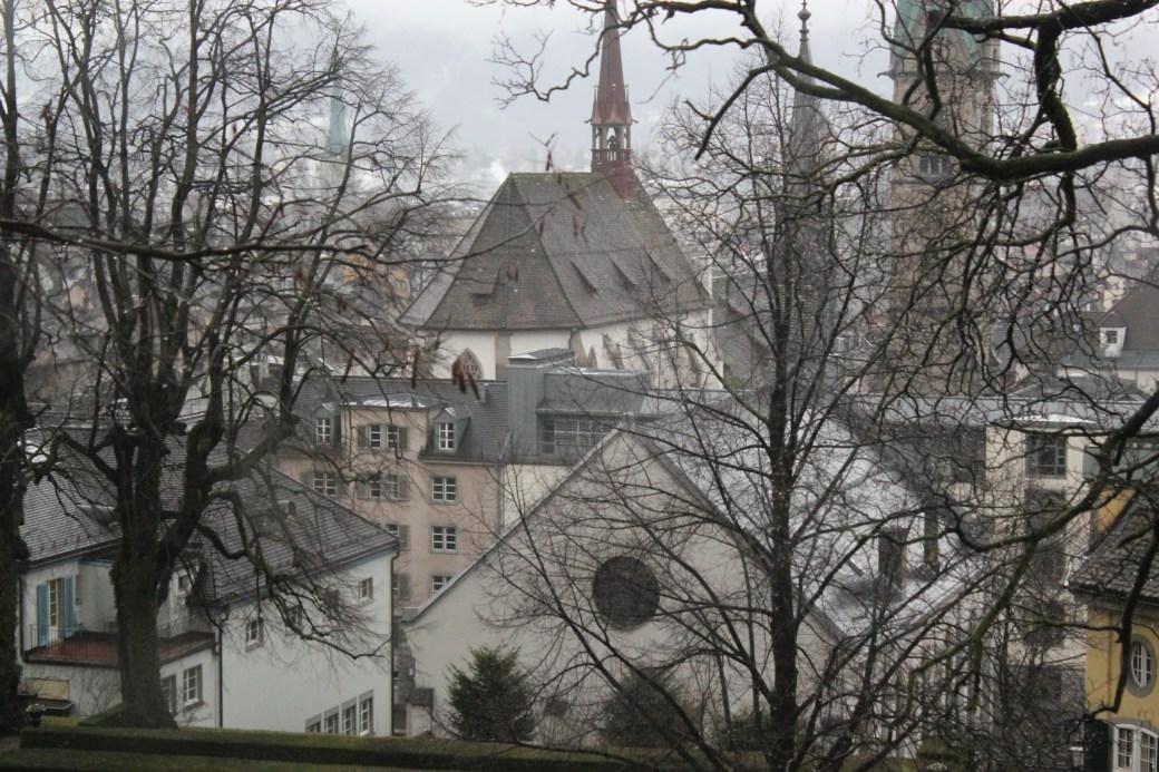 Architecture; Zurich, Switzerland; 2011