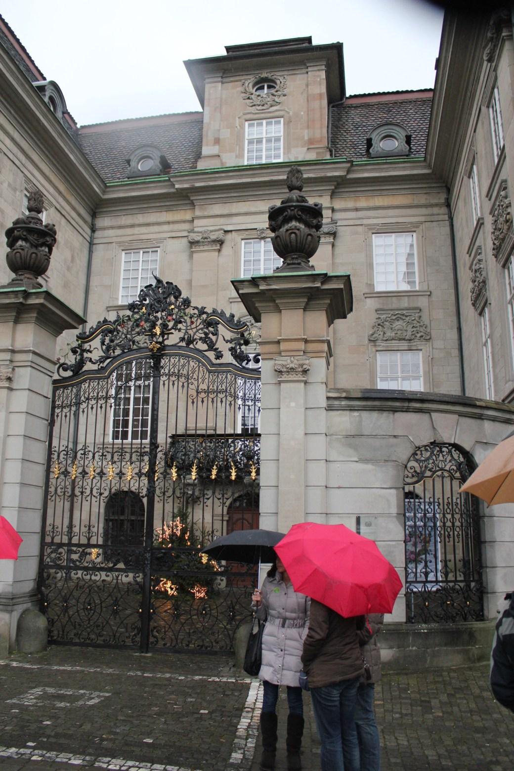 Umbrellas; Zurich, Switzerland; 2011