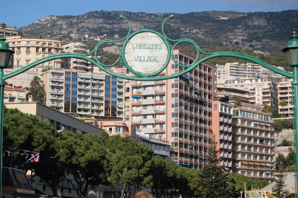Christmas Village; Monte Carlo, Monaco; 2011