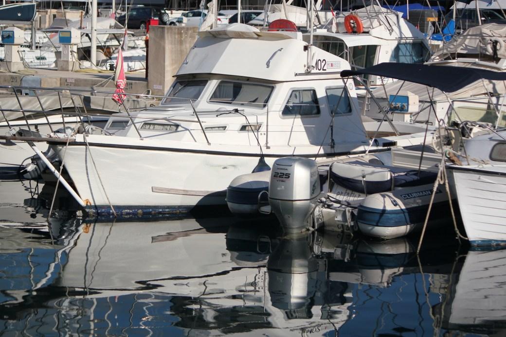 Private Yacht; Monte Carlo, Monaco; 2011