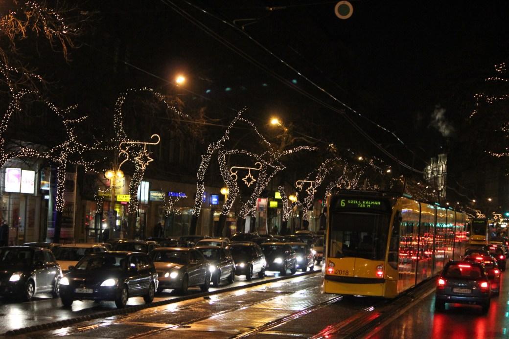 Street View; Budapest, Hungary; 2011