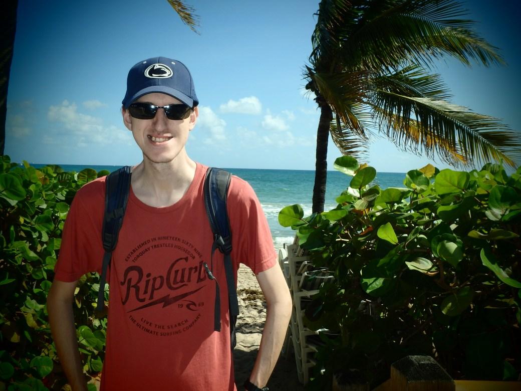 Josh; Ft. Lauderdale Beach, Florida; 2014