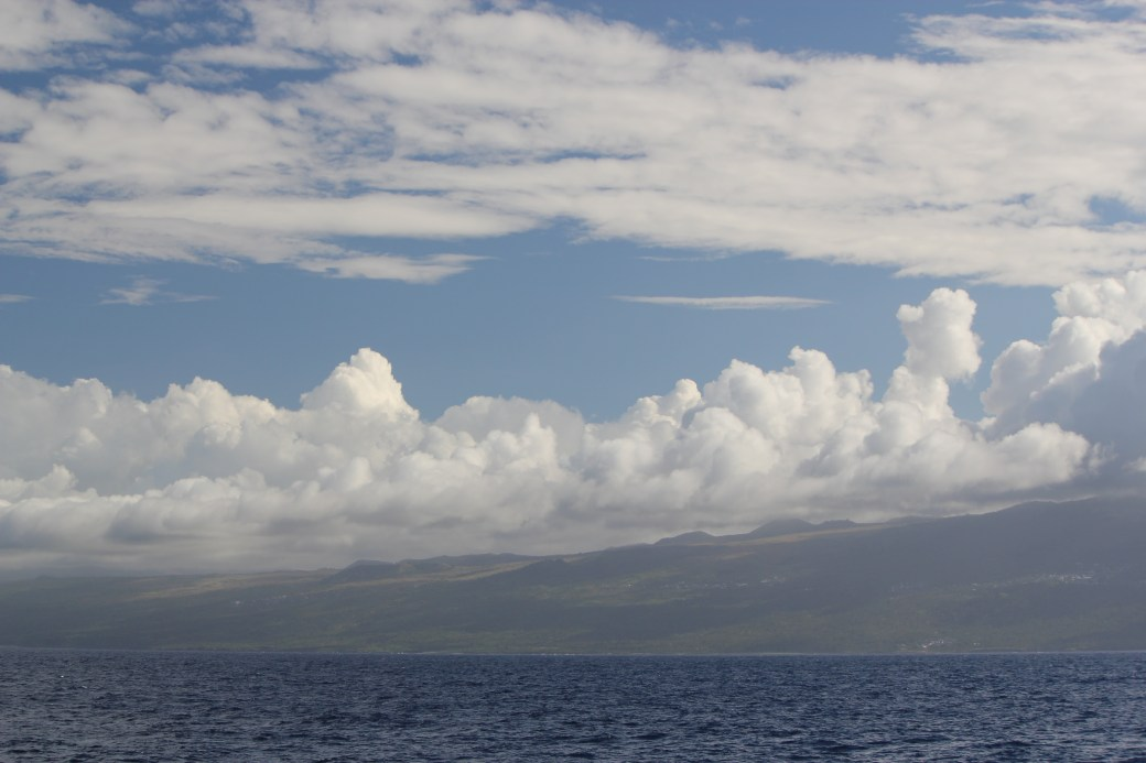 Swirled Clouds; Comoros; 2014
