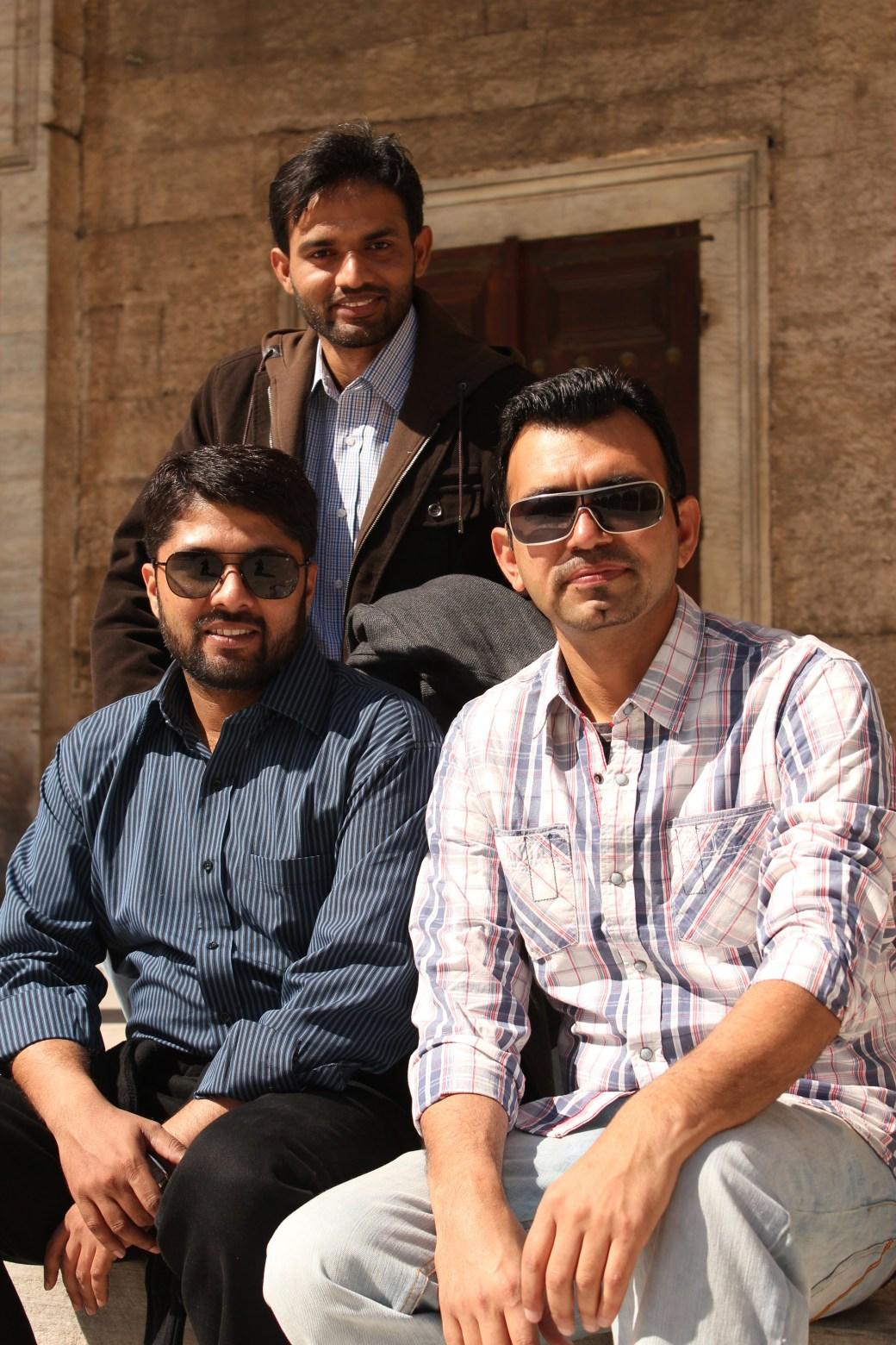 Pakistani Trio; Istanbul, Turkey; 2013